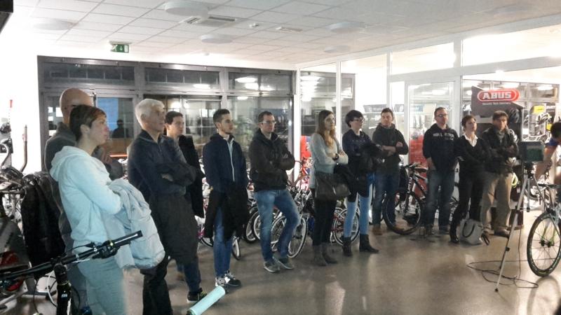 Clinique dedicato agli atleti del Triathlon Team Pezzutti