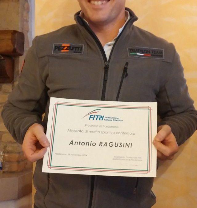 TriTeam: sale l'emozione per il Triathlon del Cavallino