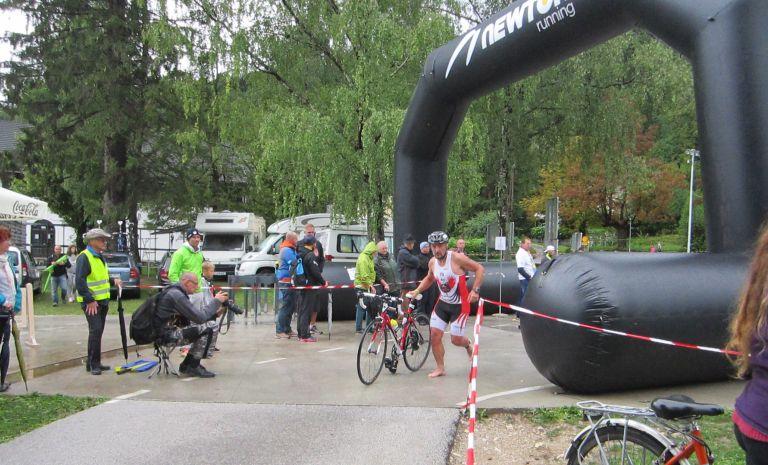 Triathlon Olimpico di Bled e di Grado