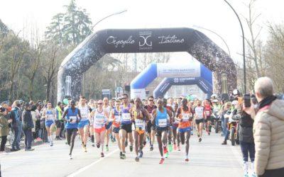 Marco Badali protagonista alla Treviso Marathon di domenica scorsa
