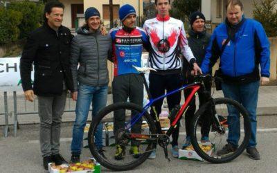 Alberto Cudicio comincia con il piede giusto: 2° posto al RunBike di Villanova di Prata