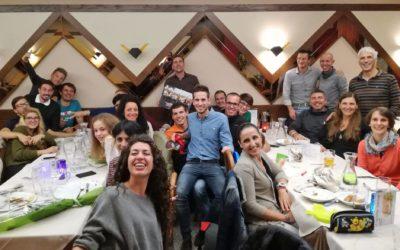 FESTEGGIAMENTI IN CASA TRIATHLON TEAM PEZZUTTI