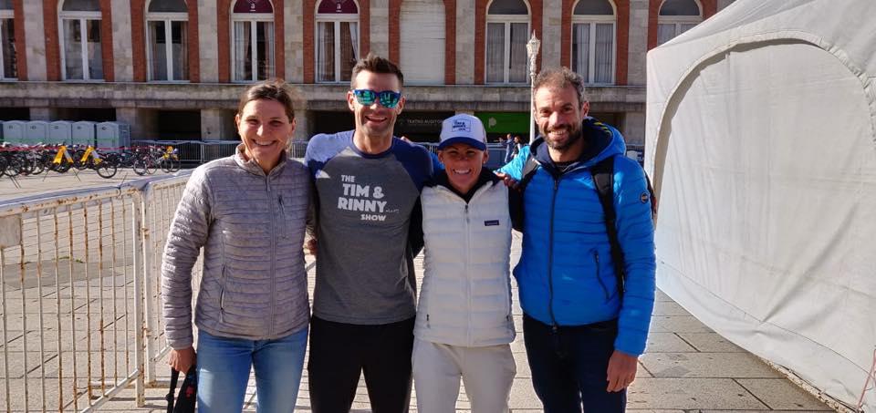 ELISABETTA VILLA E ALESSANDRO VALENTI SUPER ALL'IRONMAN ARGENTINA: ELISABETTA 1° POSTO DI CATEGORIA, ALESSANDRO SPLENDIDO 6°. ENTRAMBI QUALIFICATI PER KONA 2019!