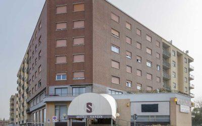 L'HOTEL SANTIN DI PORDENONE NUOVO SPONSOR DEL TRIATHLON TEAM!