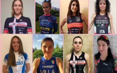 ETU Virtual Race: giovedì 7 maggio la sfida per il Team Italia Age Group