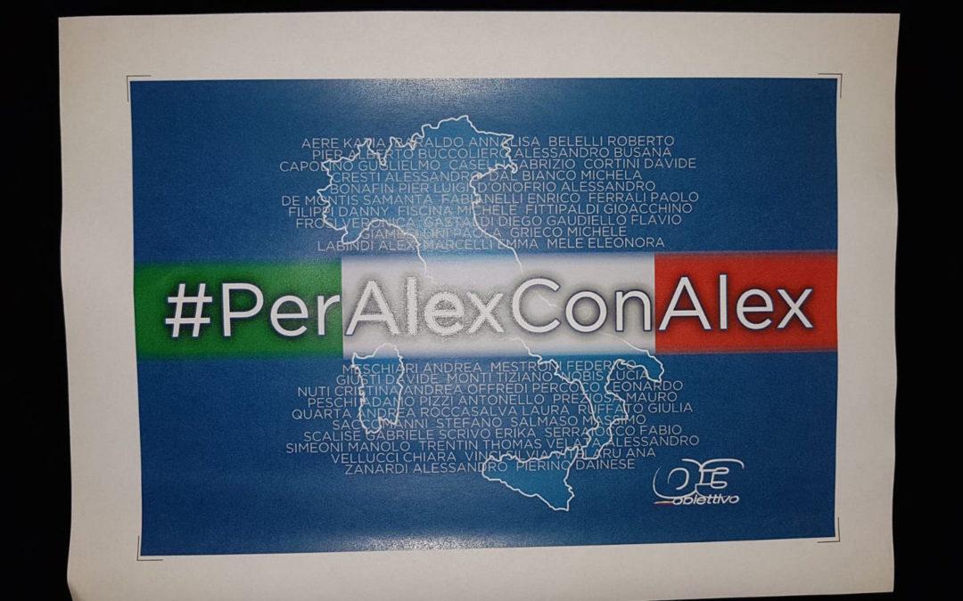"""""""Per Alex con Alex"""""""