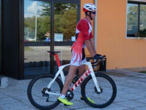Il Triathlon Team Pezzutti è di nuovo in sella