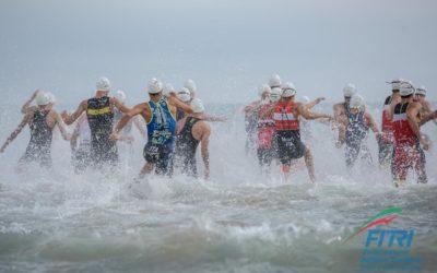 Anche il Triathlon Team ai Campionati Italiani Triathlon Sprint Individuali Assoluti 2020
