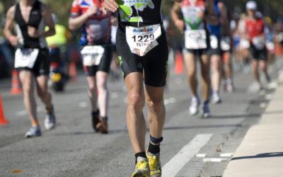 Il Triathlon Team all'Ironman di Cervia