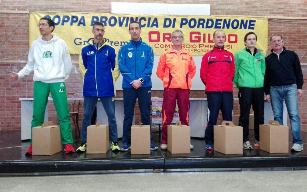 Riscontri positivi per gli alfieri del TriTeam Pezzutti impegnati alla 19^ Maratonina di Brugnera