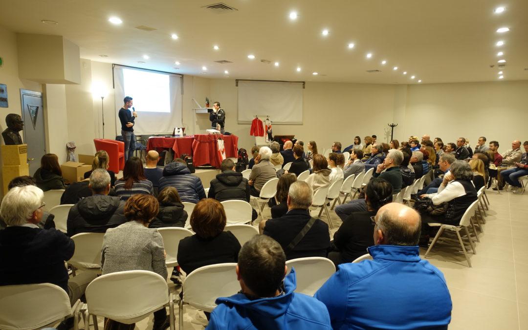 IL TRIATHLON TEAM CONCLUDE IN BELLEZZA L'ANNATA RIUNENDO STAFF, SQUADRA, COLLABORATORI E PARTNER. ANTICIPAZIONI SUL MAGRAID 2020