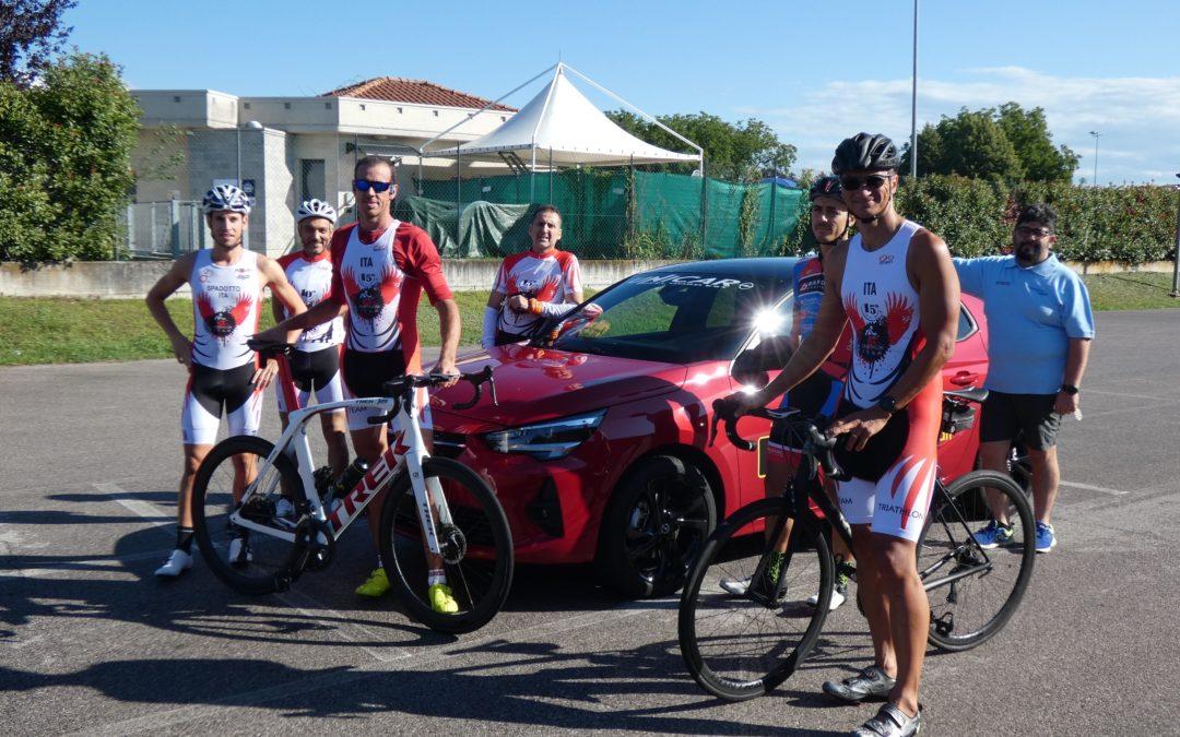 Come destinare il proprio 5 per mille all'A.s.d. Triathlon Team