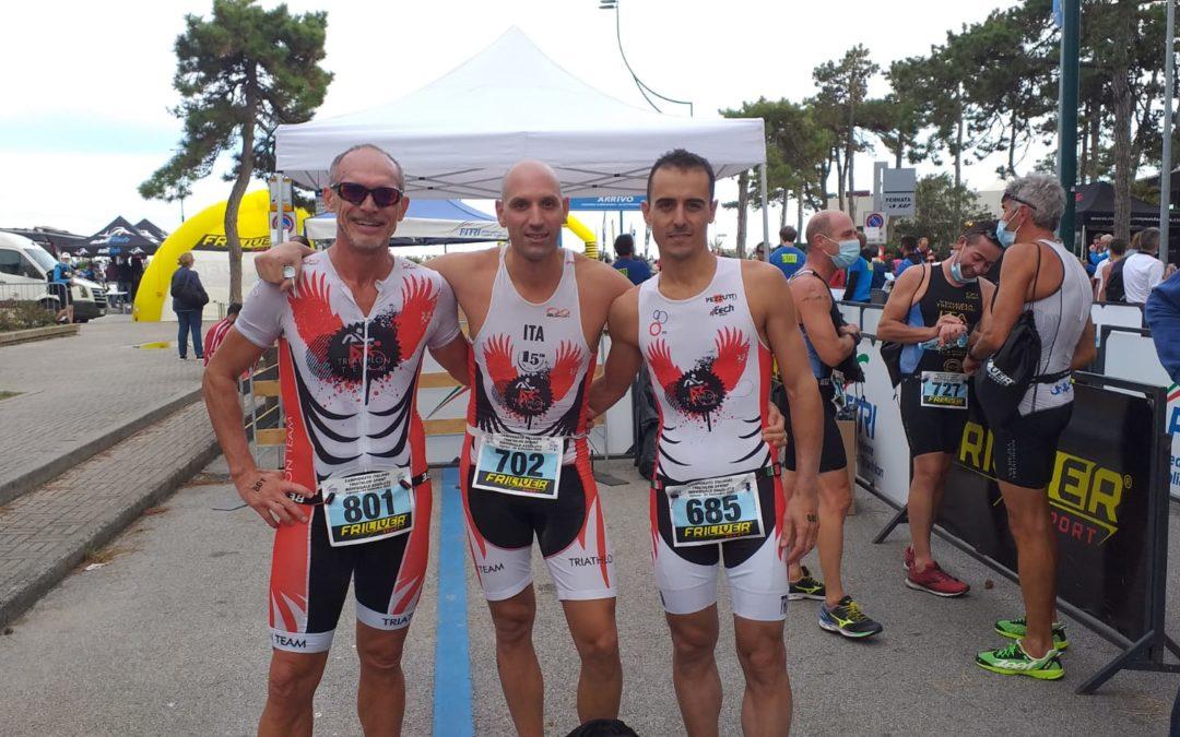 Il Triteam Pezzutti in gara ai Campionati Italiani di Lignano