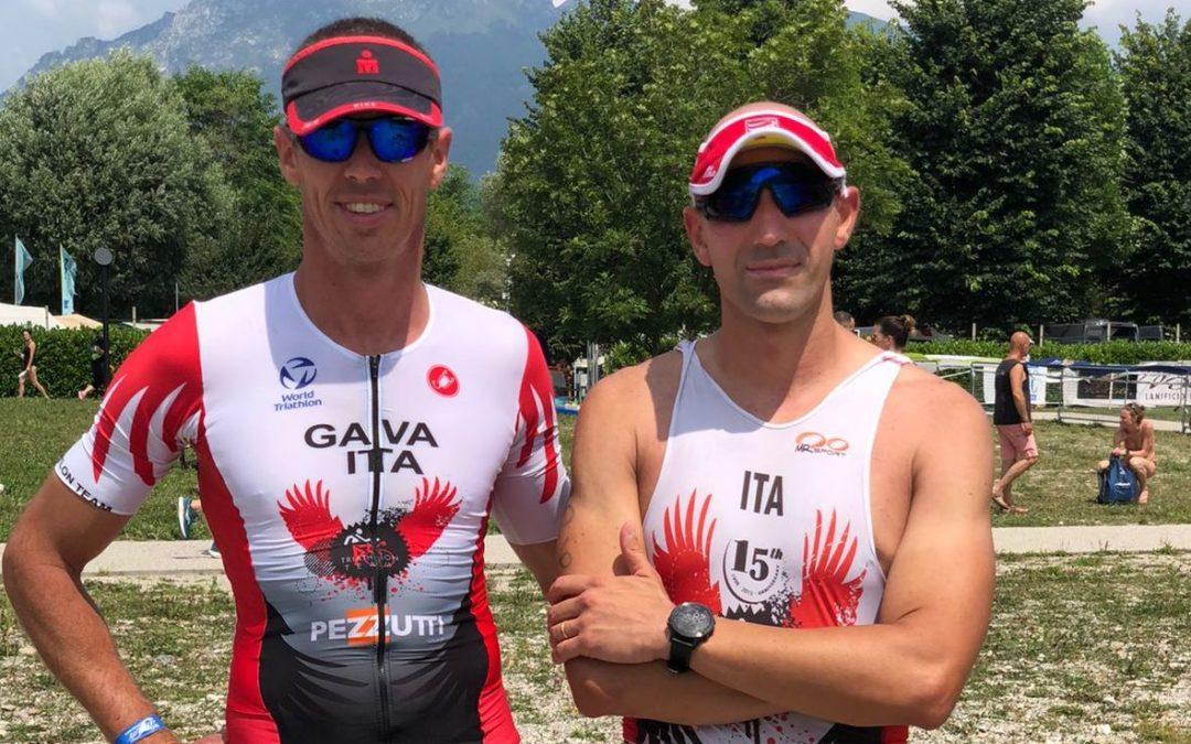 Altro weekend di gare per gli atleti del Triathlon Team