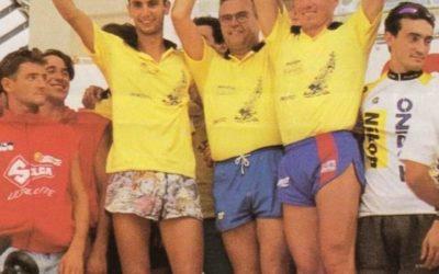 Lutto nel mondo del triathlon: è scomparso Bruno Veronelli